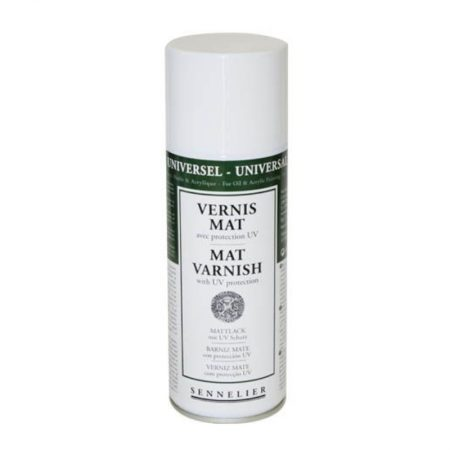 Sennelier Gloss Varnish Spray 400ml - Anandha Stationery Stores