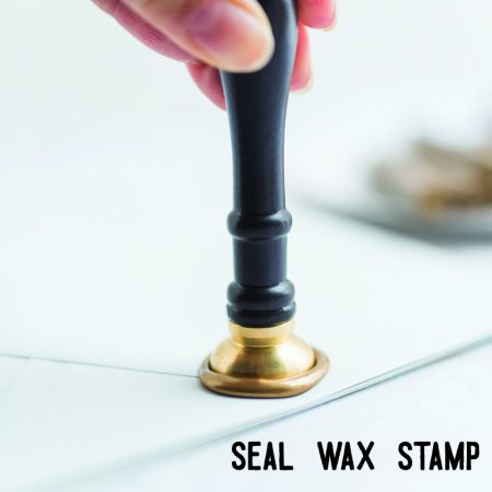 Seal Wax Stamp