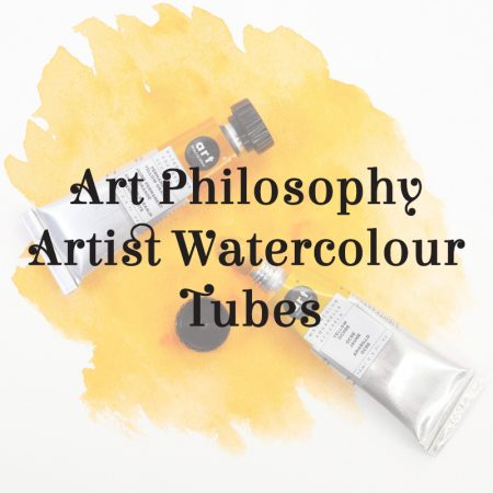 Art Philosophy Artist Watercolour Tubes